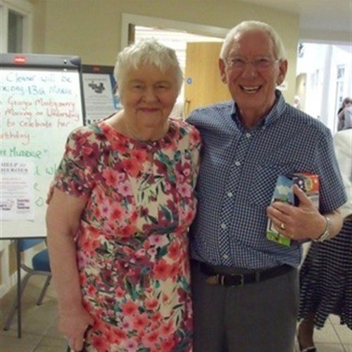 Ken & Maureen from William Lench Court