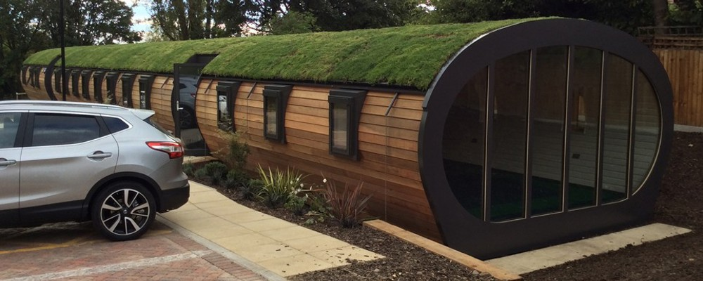 William Lench Court Eco-pod