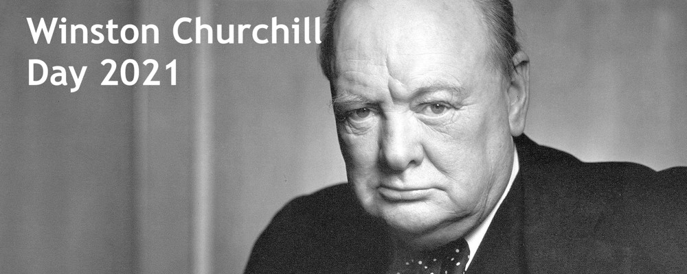 Winston Churchill Day 2021